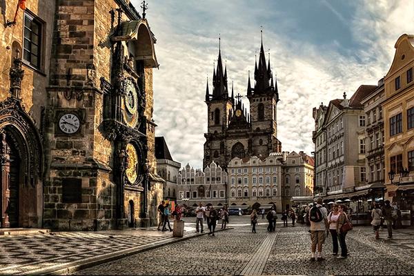 аренда авто в Праге
